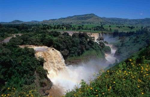 photo nile bleue ethiopie