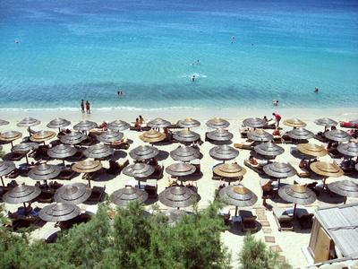 Mykonos :  îles des Cyclades