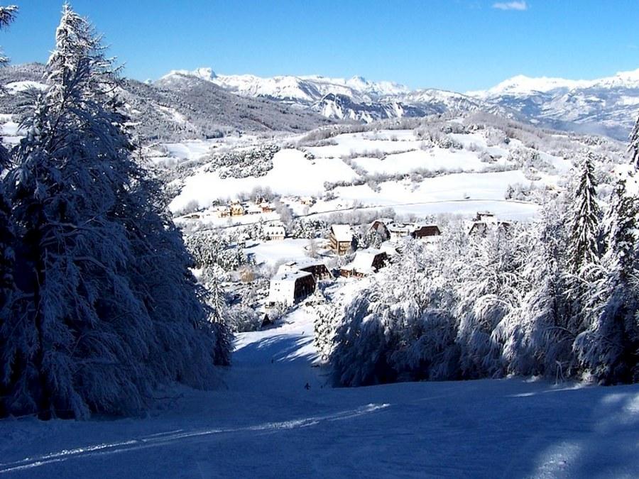 station ski saint jean montclar