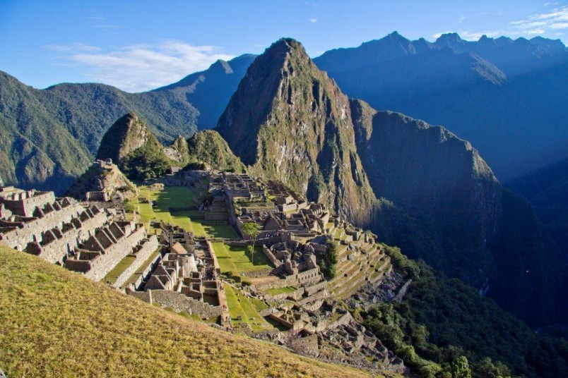 Le Machu Picchu au Pérou. Crédit : Christian Juni