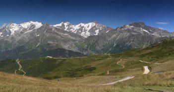 Le massif du Mont-Blanc en images