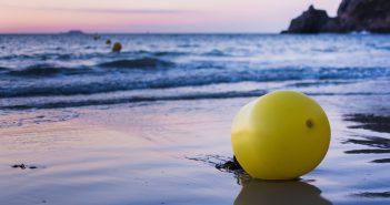 Une plage en Bretagne