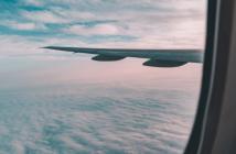 Prise de vue avion