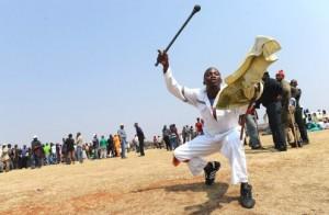 photo danse afrique de sud
