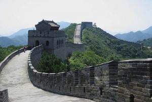 photo muraille de chine