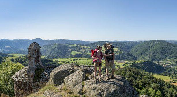Randonnée Saint Jacques de Compostelle en Auvergne