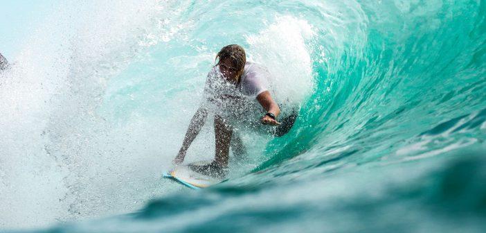 Spot surf France